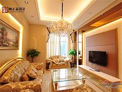 【高清】180平米欧式高档豪华复式公寓
