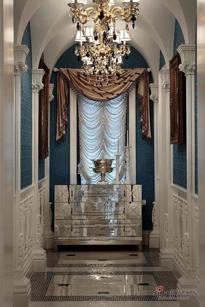 【多图】高奢欧式文艺复兴大房间层两的找一下农村别墅别墅带阳台楼图片