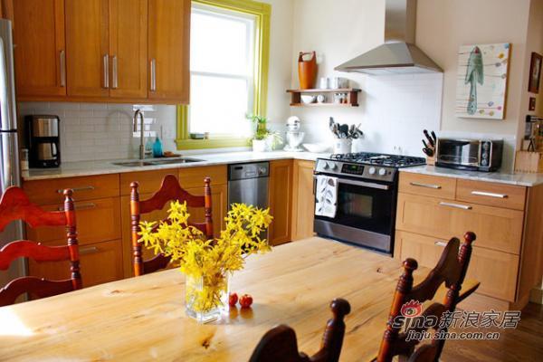 开放式生态厨房