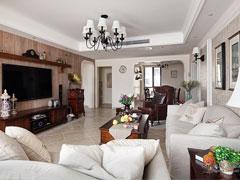 【高清】平层公寓演绎细腻舒适的现代美式