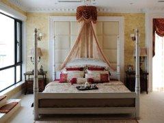 招商钻石山公寓欧式风格软装配饰效果图赏析
