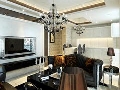7.2万打造116平新古典温馨三居室