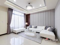 【高清】120平自然温馨现代3居雅室