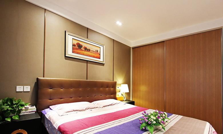 背景墙 房间 家居 酒店 设计 卧室 卧室装修 现代 装修 780_469图片