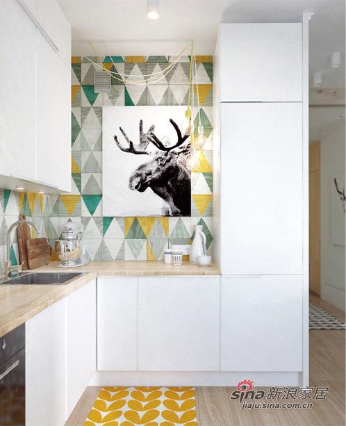 厨房墙砖 是特别的美哦