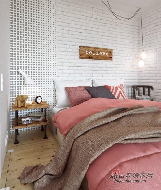 美丽马卡龙诱惑卧室