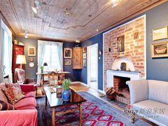 【多图】120平欧式古典混搭老式公寓