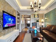 【多图】145平美式风格婚房