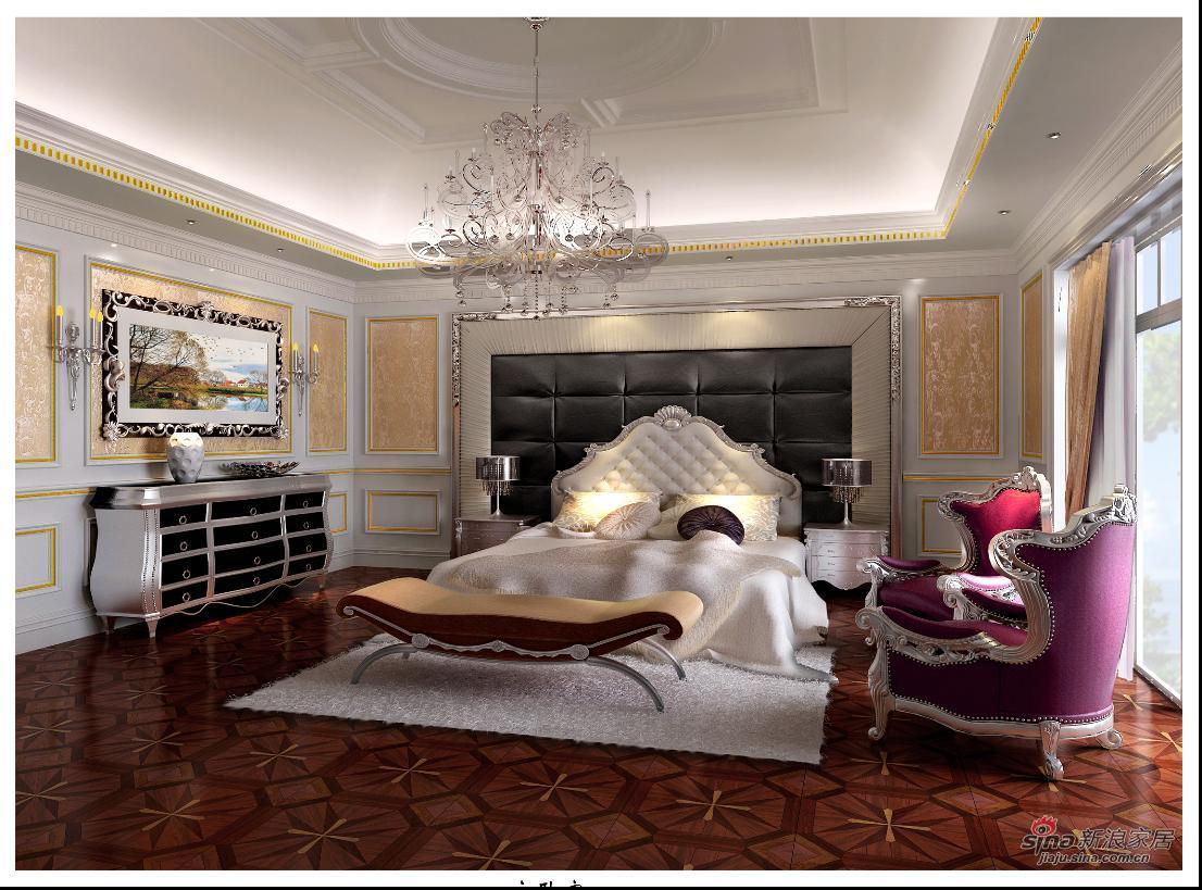 北辰豪宅1500平的财富别墅堤千里别墅公馆图片