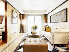 【高清】89平优雅舒适风现代三居室