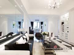 8万打造123平时尚古典三口之家