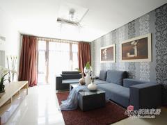 【高清】123平素雅冷艳现代3居室