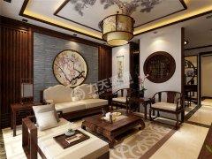 枫丹天城- 三室两厅一厨两卫-中式