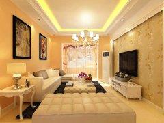 保利玫瑰湾94�O-3室1厅-简欧风格