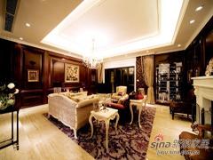 8万装140平欧式婚房