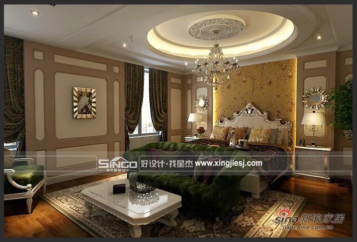 华丽欧式宫廷奢华大宅图片