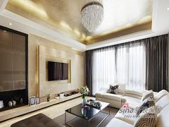 【多图】12.7万装160平方米现代风苑经典公寓
