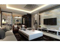 长航蓝晶国际139平四居室装修设计--15万打造时尚简约四居室