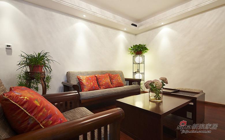 客厅沙发区