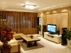 【高清】80平舒服温馨现代三居室
