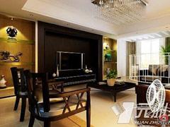 7W装修新中式大气家居