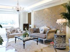 【高清】300平美式新古典舒适温馨家