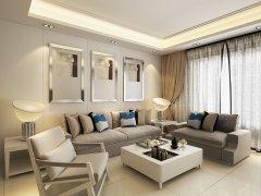 【设计】新房客厅效果图赏析 无拘束的自由家