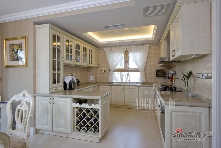 厨房设计实景图