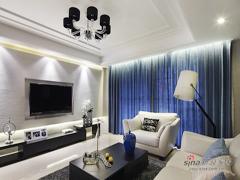 【高清】170平现代雅致时尚3居室