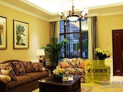 【多图】23万打造280平北京玫瑰园