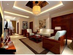 福星惠誉水岸国际装修设计-143平演绎别具特色中式新家