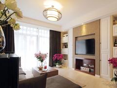 【高清】96平现代休闲舒适两居室