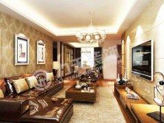 泰达城河与海-二室二厅一-古典风格