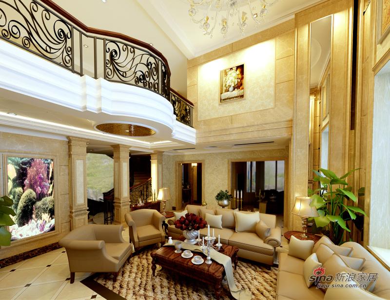 豪华欧式古典别墅大宅图片