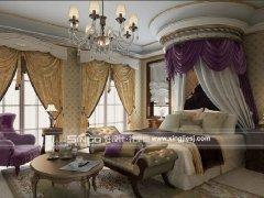 300万装400平英式贵族豪宅