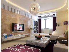 《多姿多彩》--现代简约五房两厅170平米