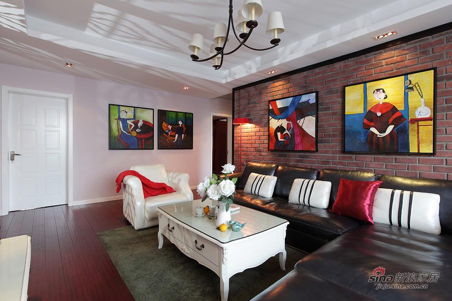 风格独特的客厅