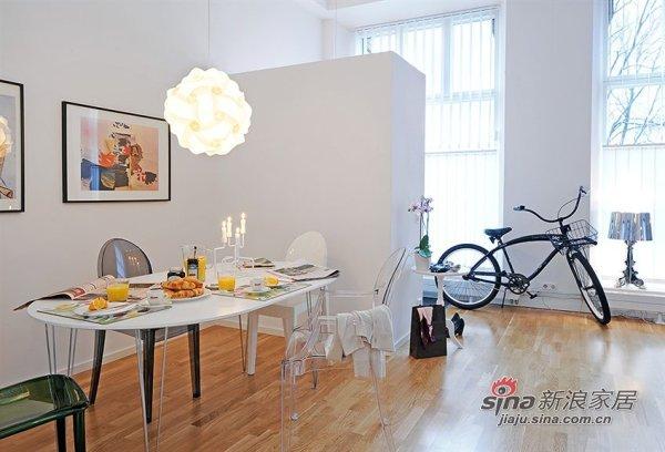 现代小户型公寓室内设计图片