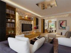 地球村80平米-2室2厅-现代风格