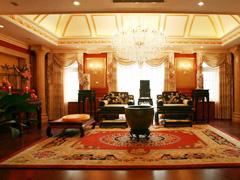 财富公馆1580平米典雅中式装修