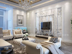 新古典风格打造豪华大气别墅
