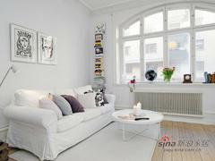 7万打造54平北欧趣味小公寓