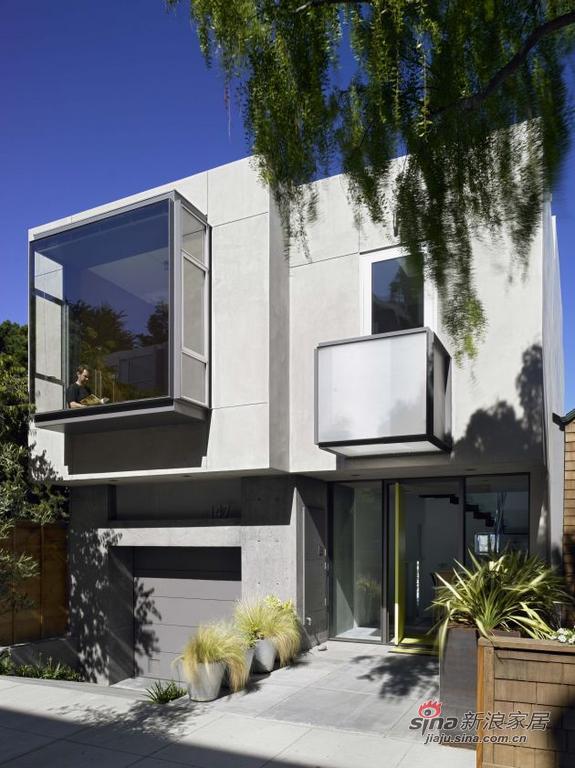 别墅简洁超现代窗帘设计图片光感米色设计图图片