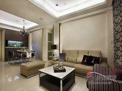 三口之家7.2万装饰150平新古典美家
