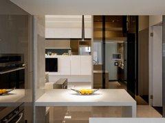 【高清】3D立体层次 86平精品小豪宅
