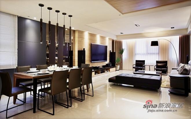 餐厅+客厅