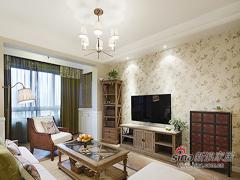 【高清】9万营造137平美式舒适居