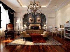 高雅而和谐给人以开放、宽容的非凡气度别墅装修