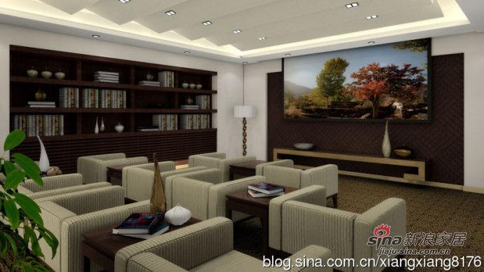 香山清琴32号别墅中式案例