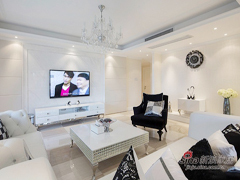 【高清】170平纯色雅致新古典3居室